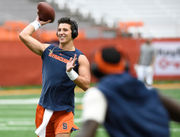 9 Syracuse football backups who could be difference-makers in back half of year