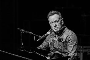 """""""Maybe I was wrong,"""" I thought as I entered the screening room in Manhattan last week, to watch a newly filmed recording of """"Springsteen On Broadway"""" -- a pop-culture phenomenon whose universal acclaim has mystified me for the last 14 months. Outside the small theater hung a Netflix-branded poster of The Boss in all his one-man-show glory, strumming an acoustic guitar, a silver harmonica clasped around his neck just as it's been for all 236 sold-out performances at the Walter Kerr Theatre, a few blocks south on 48th Street. The final curtain for this record-breaking run fell on Saturday."""