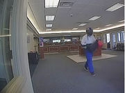 Robber threatens Willoughby bank tellers with gasoline