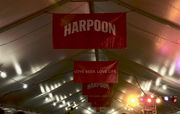 Seen@ HarpoonFest 2018 in Boston's Seaport district
