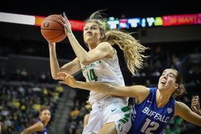 Oregon Ducks vs. Buffalo Bulls women's basketball