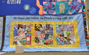 American International College commemorates World AIDS Day with AIDS Memorial Quilt on display (photos, video)