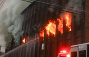 Apartment conversion was supposed to start Monday in old mill that burned Sunday