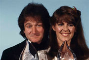 Robin Williams groped, flashed her, but 'Mork & Mindy' co-star says he had a 'gigantic heart'