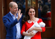 Kate gives birth to boy, home by suppertime (photos)