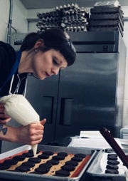 Cleveland's top pastry chefs: Annabella Michele Andricks of The Black Pig and On the Rise