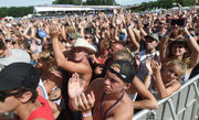 Take a first-person trip through heart of massive Faster Horses crowd