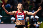 Shelby Houlihan wins at Prefontaine Classic while Caster Semenya dismisses talk of IAAF gender rules