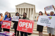 Supreme Court rules for Colorado baker who wouldn't make same-sex wedding cake