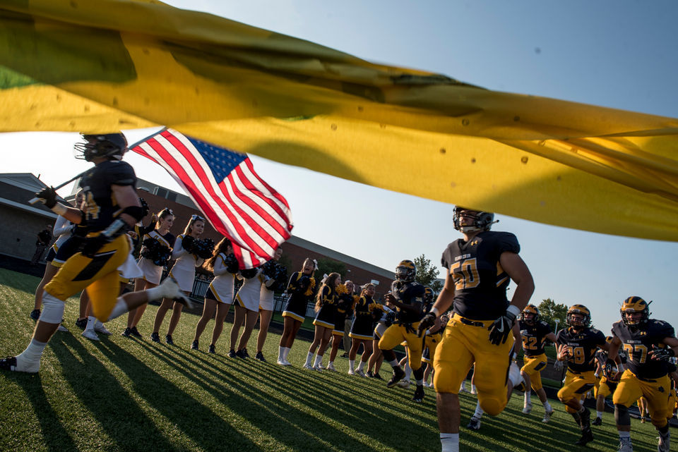 2019 Oakland County high school football schedules   MLive com
