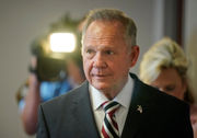 What Roy Moore said about needing money, running for office