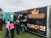 Food truck festivals on Staten Island: Scenes from the S.I Mall and Mount Loretto