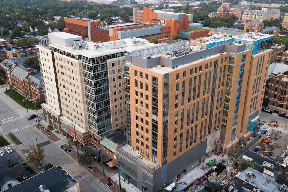 Six11 Apartment Development in Ann Arbor