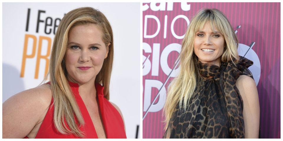 Today's famous birthdays list for June 1, 2019 includes celebrities Amy Schumer, Heidi Klum