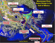 Dredging Mississippi River to 50 feet clears Corps approval hurdle