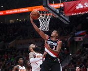 PHOTOS: Portland Trail Blazers cool Phoenix Suns, 118-111