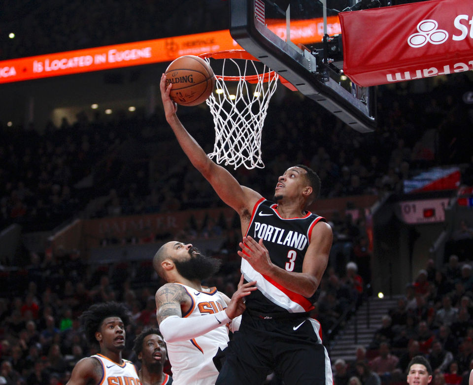 Portland Trail Blazers vs. Phoenix Suns: Jan. 16 2017