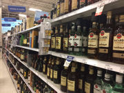 Michigan counties ranked by 2017 wholesale liquor sales