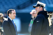 Eagles' Howie Roseman speaks: What happens with Nick Foles, Carson Wentz? Was Golden Tate trade successful? 7 takeaways