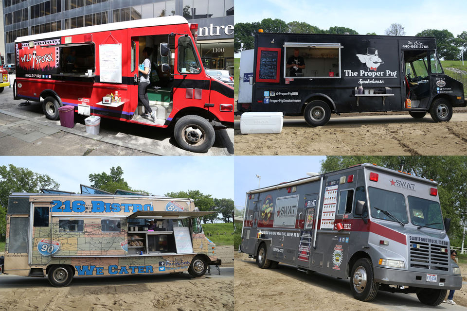 73 Northeast Ohio food trucks to try out this summer