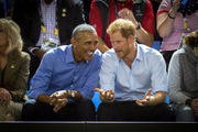 Prince Harry interviewed Obama. Here's what they talked about.