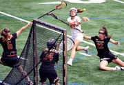 Syracuse women's lacrosse gas tank 'a little empty' after challenging stretch