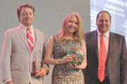Leukemia and Lymphoma Society name Man and Woman of the Year