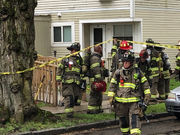 Springfield fire on Lowell Street displaces 5 people