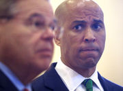 Yes, Cory Booker says, I really DID break Senate rules during those heated Kavanaugh hearings
