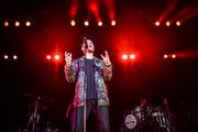 Nick Jonas performs at University of Akron Springfest 2018 (photos)