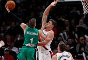 Can Meyers Leonard regain a role with the Trail Blazers? You be the GM