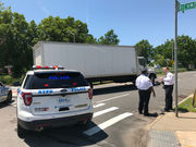 Pedestrian, 59, critical after being struck by box truck in Graniteville