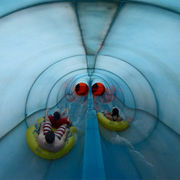 PHOTOS: New York's biggest indoor waterpark opens soon and the slides look crazy