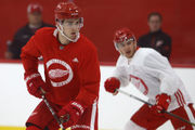 Red Wings' top prospects: Some flourishing, some struggling mid-season
