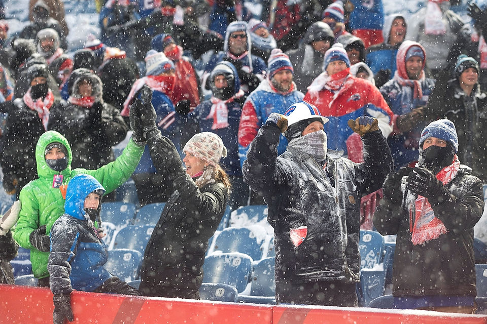 buffalo bills have worst weather in the nfl  weather
