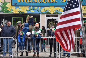 """STATEN ISLAND, N.Y. --The 55th annual Staten Island St. Patrick's Parade will step off at 12:30 p.m. on Sunday, March 3. The event attracts thousands of spectators to Forest Avenue each year for a procession of the borough's pipe bands, school bands, revelers in Irish pride and celebrated figures. """"I think it's the single greatest event on Staten Island every year,"""" enthused Dr. Craig Campbell, a West Brighton resident who served as the parade's grand marshal in 2011. """"The winter's almost over. The weather's starting to break at that time. You see people you haven't seen in a long time,"""" said Dr. Campbell. He also nods to Jody's Club Forest of West Brighton for its annual breakfast, which is the unofficial kickoff to the New York City political season.It is the first tavern located along the parade route. The Forest Avenue route begins at Hart Boulevard and ends at Jewett Avenue."""