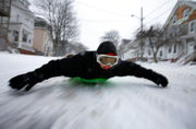 Another winter storm blasts winter-weary Northeast; over two feet of snow in some areas (photos)