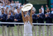 Wimbledon 2018: Angelique Kerber beats 7-time champion Serena Williams
