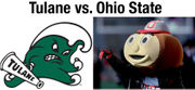 Ohio State vs. Tulane by the numbers, sports, tuition and academics