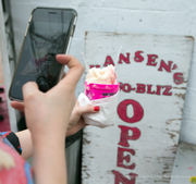 It's snowball time: Heading to Hansen's Sno-Bliz now that hot weather is back