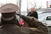 Kalamazoo honors veterans at Rose Park on Veterans Day