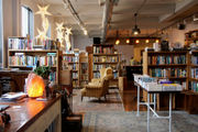 'From the academic to the esoteric': Bedlam Book Cafe set to open in Worcester's Canal District Friday