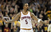 JR Smith highly motivated to bounce back after turbulent season, looking to keep significant role with Cavaliers