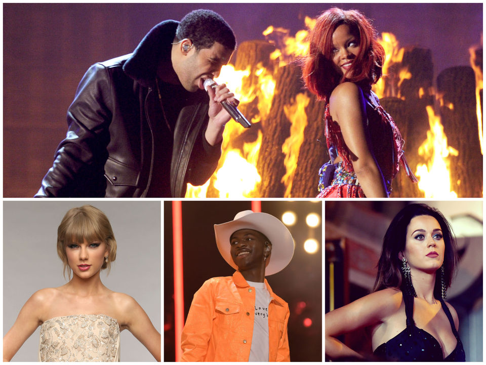Every No. 1 song of the 2010s ranked from worst to best