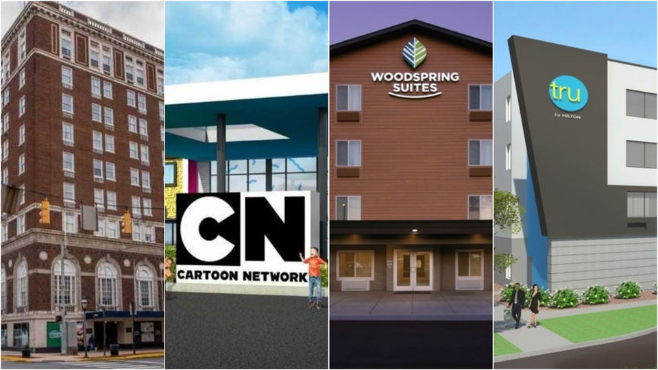 Cartoon Network, other hotels and businesses coming to