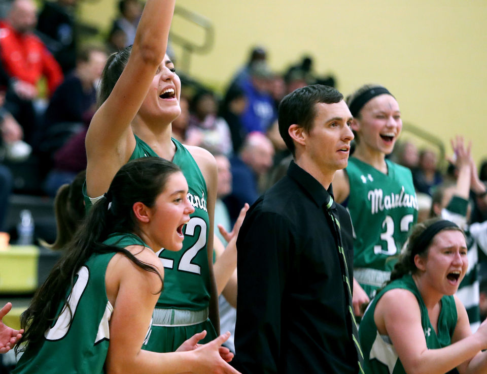 8f0cddd9930 Mairone's hot shooting helps Mainland advance to Group 3 final (PHOTOS)