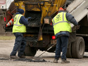 Freeze, thaw, clunk: Potholes proliferate, but at slower rate this year