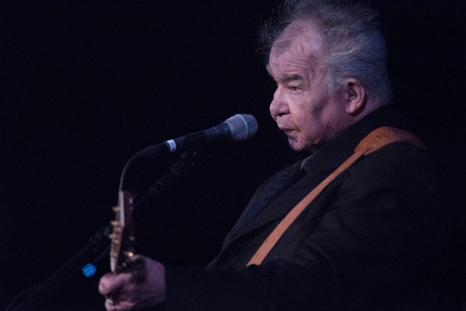Photos: Folk legend John Prine performs at the Landmark Theatre