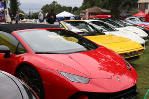 40 Italian cars made there way to Casa Belvedere to be a part of the Anthony D'Andrea Festa & Motori D'Italia  on Sunday, Sept. 23, 2018. (Alexandra Salmieri/ Staten Island Advance)