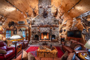 PHOTOS: Unique $1.1 million luxury log home in the Finger Lakes